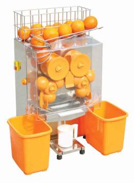 zumo orange juice machine
